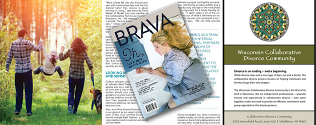 Brava Article: A Family Friendly Divorce