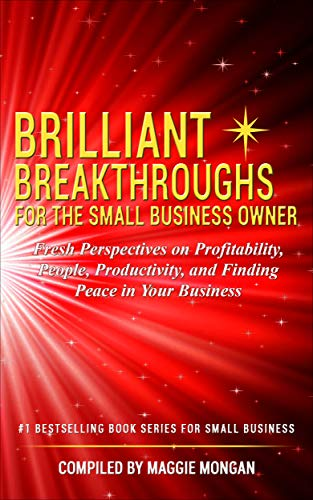 Book cover: Brilliant Breakthroughs for the Small Business Owner