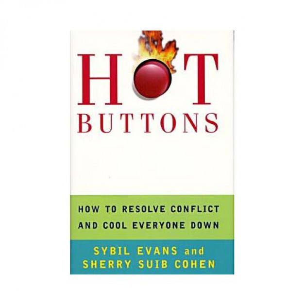 Hot Buttons book cover